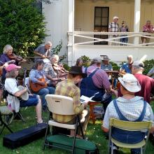 Fiddler's Convention, Oct. 2016